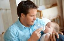 Прописка ребенка по месту прописки отца