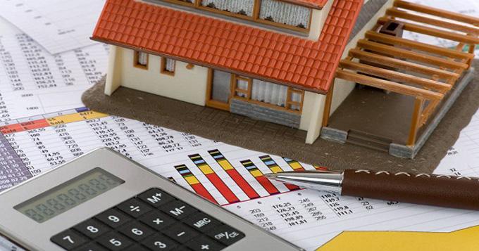 Домик и калькулятор